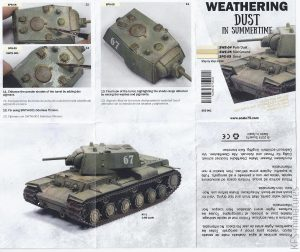 Weathering Dust In Summertime - Scale75
