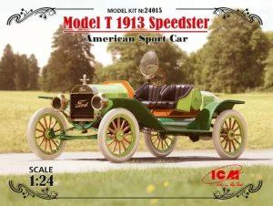 1/24 American Sport Car Drivers - ICM