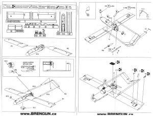 1/48 RQ-7B Shadow UAV - Brengun