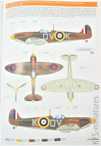 1/48 Spitfire Mk.Ia - Profipack - Eduard
