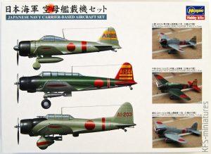 1/350 IJN Aircraft Set I - Rainbow model