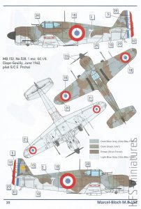 1/48 Bloch MB.152 (late) – Dora Wings