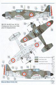 1/48 Bloch MB.152 (late) – Dora Wings