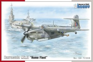 1/72 Fairey Barracuda Mk.II - Special Hobby