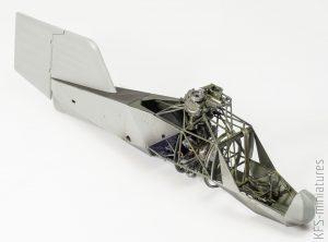 1/35 Flettner FL 282 Kolibri - MiniArt – Budowa cz. 2