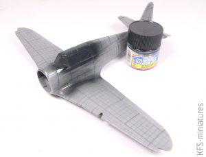 1/48 Bloch MB.152 (late) – Dora Wings - Budowa
