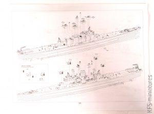 1/350 USS Salem CA-139 - Deluxe Version - Very Fire