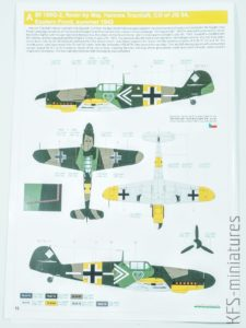 1/48 - BF 109G-2 - Eduard Weekend Edition