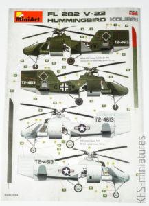1/35 FL 282 V-23 Hummingbird Kolibri - MiniArt