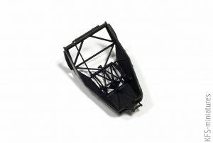 1/35 FL 282 Kolibri MiniArt - BUDOWA cz. 1