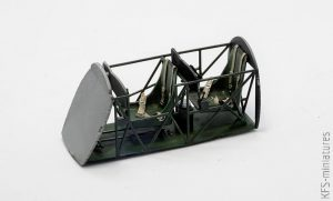1/35 Avro 671 Rota MiniArt - BUDOWA cz. 1