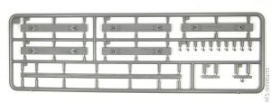 1/35 Railway Covered-Goods Wagon 18t ''NTV'' Type - MiniArt