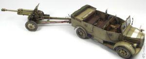 1/35 Kfz. 70 with 7.62cm F.K. 39 (r) - Malowanie