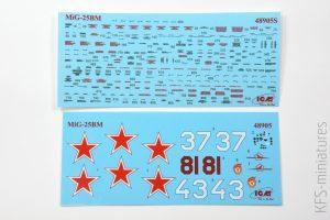 1/48 MiG-25BM - ICM
