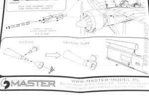 1/32 PZL P.11c detail set - Master