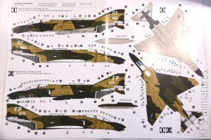 1/72 F-4D Phantom II - Vietnam Aces vol.2 - Hobby 2000