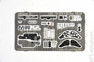 1/32 CR.42 Falco - Dodatki - Eduard