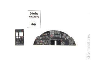 1/48 An-2 - Tablica - Yahu Models