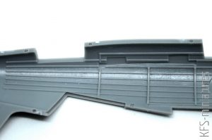 1/72 Westland Lysander Mk III (SD) – Dora Wings - Budowa