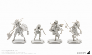 28mm Echoes of Death - Kingdom Death