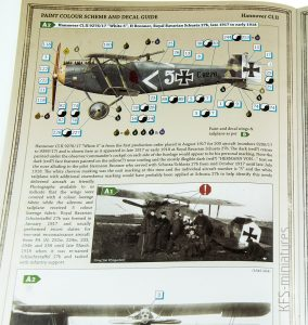 1/32 Hannover Cl.II (Early) - Wingnut Wings