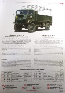 1/35 Model W.O.T. 6  - WWII British Truck - ICM