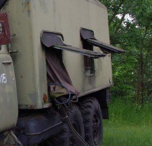 1/72 Ził-131 - Blachy - Hauler