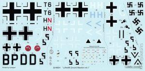 Luftwaffe Ground Attackers vol.1 – EXITO DECALS