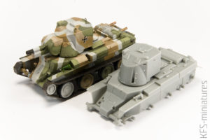 1/72 BT-42 - Dragon Models