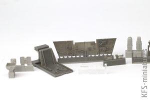 1/48 Bf 109G-6/ U4 ESSENTIAL i Bf 109G-6 engine