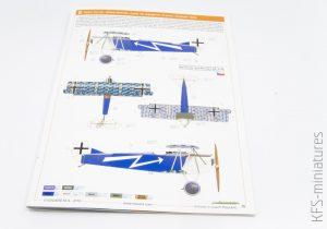1/72 Fokker D.VII (OAW) - Eduard