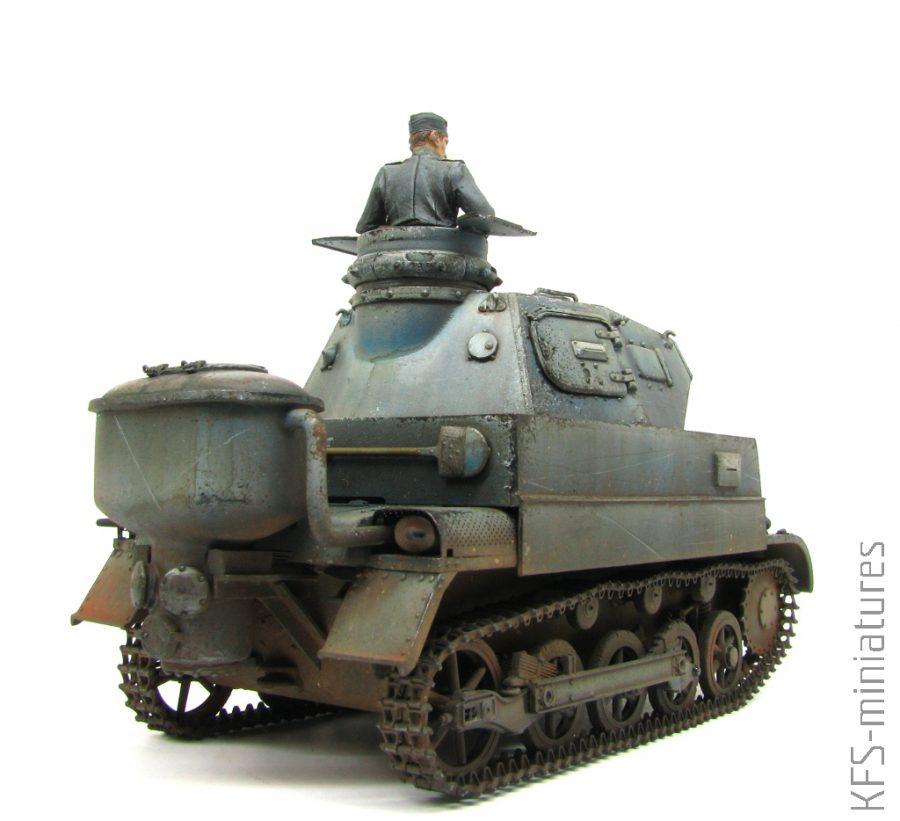 1/35 Holzgaspanzer