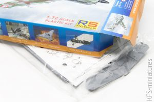 1/72 Caudron CR.714 - RS Models