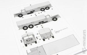 1/72 Vomag 8LR WWII German Heavy Truck - Roden