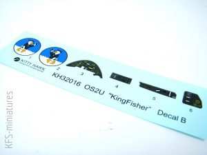 1/32 Vought OS2U Kingfisher - KittyHawk