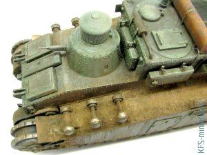 1/35 Char 2C - Budowa Cz.2