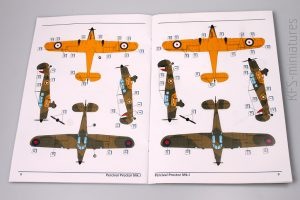 1/48 Percival Proctor Mk.I – Dora Wings