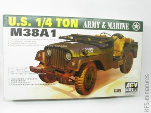 1/35 The Icon – Pojazd
