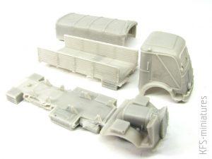 1/72 FIAT 626 NLM - Italian Kits
