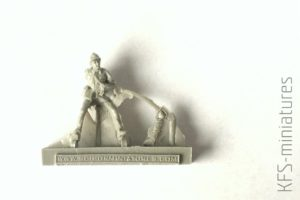 1/72 Polish Uhlan 1939 - Scibor Monsterous Miniatures