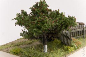 1/72 Drzewka na dioramę - Freon