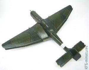 1/48 Ju 87D-3 Stuka in RAF Service - Malowanie