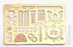 1/48 LLOYD C.V SERIE 82 - SPECIAL HOBBY