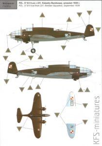 1/72 PZL.37B II Łoś – IBG Models