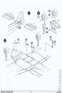 1/72 Miles Magister – RS Models