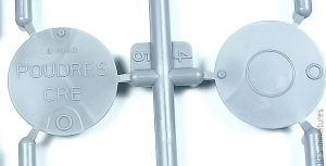 1/35 U.S. Fuel Drums 55 Gals - MiniArt