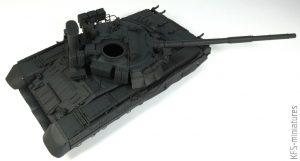 1/35 T-80U Main Battle Tank RPG-MODEL – Malowanie