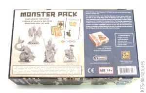 Rising Sun: Monster Pack - CMON