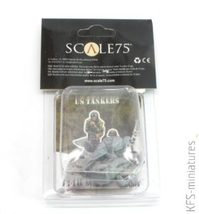1/48 US TANKERS - WarFront - Scale75