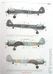 1/48 Ju 88C-6b WWII German Night Fighter - ICM